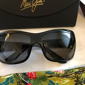 Maui Jim Polarized Sunglasses: Seven Pools